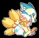 Kawiku mini pixel by Rorita-Sakura