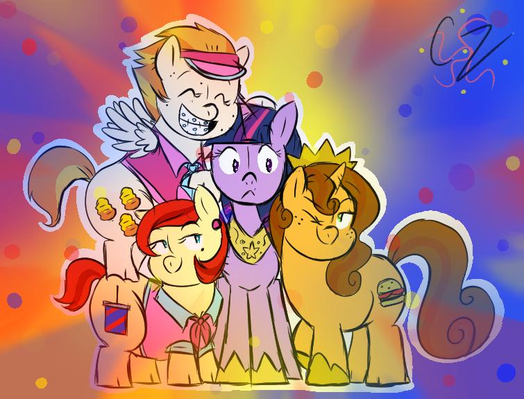 Patty Princess' Pony-Patties by Caroline263