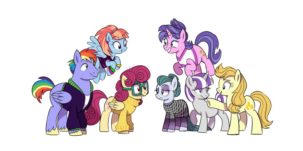 college days by hateful-minds