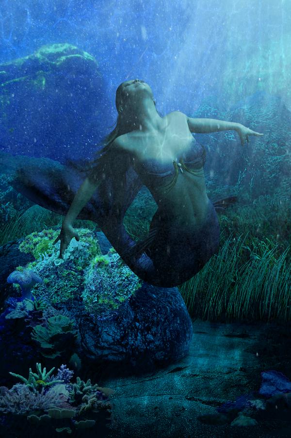 Depths Mermaid by ReaperFFseven