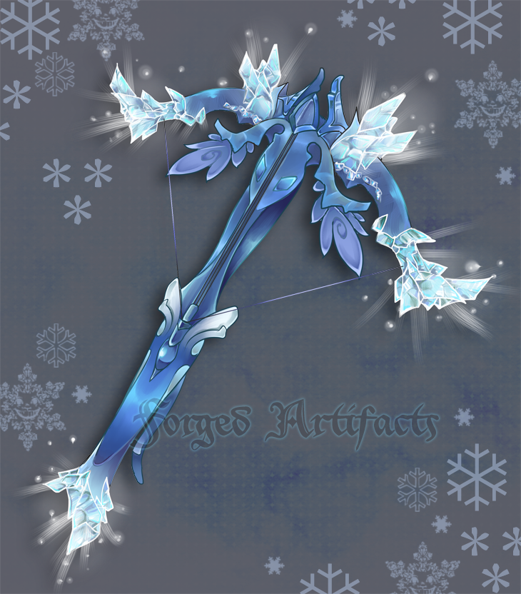Tempest Breaker Custom_ice_themed_crossbow_by_forged_artifacts-d7cj430