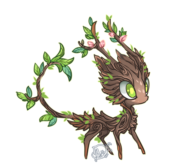 Twig Sprite by Forged-Artifacts