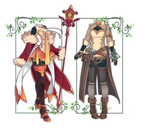 Advent Outfits Part 1 CLOSED!
