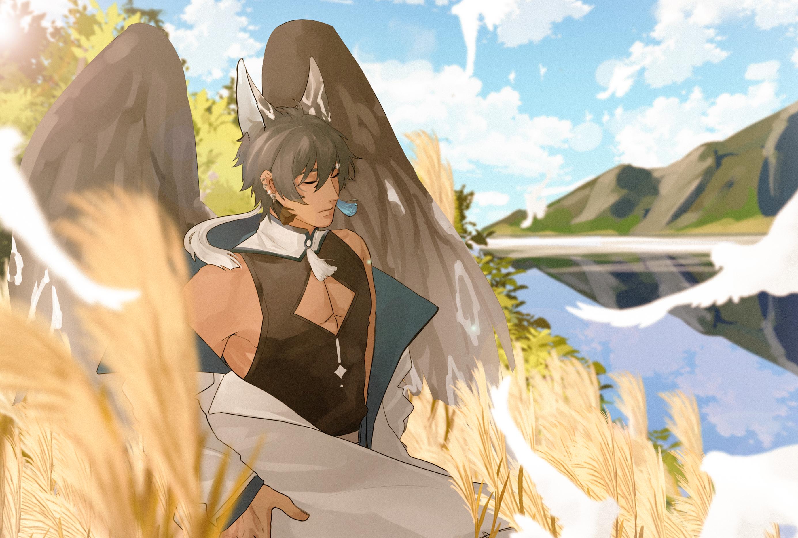 [Commission] Gabriel