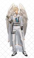 Nathaniel- Guardian angel