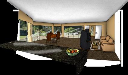 Open-plan living - L3GRAP 2012