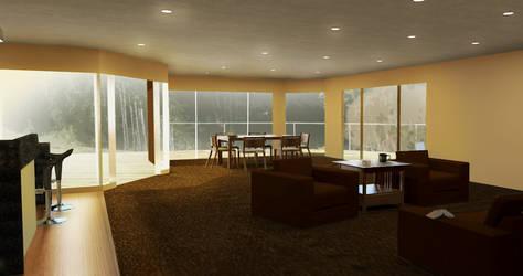 Living area - L3GRAP 2012