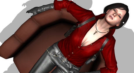 RE 6 Ada Wong Subdued 6