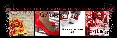 Signature - Gryffindor by dirtypicture