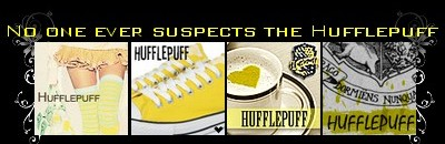 Signature - Hufflepuff by dirtypicture
