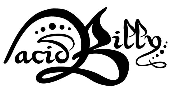 Acid Billy Logo by Thekombucha-mushroom