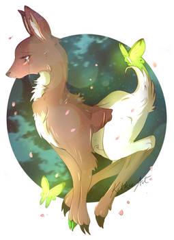 [FANART] White Tail
