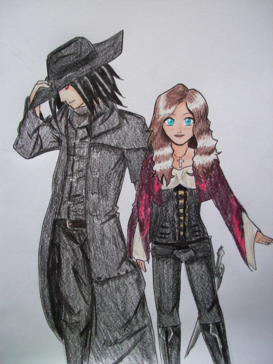 Van Helsing Anime