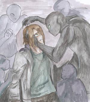 Watercolor Demons