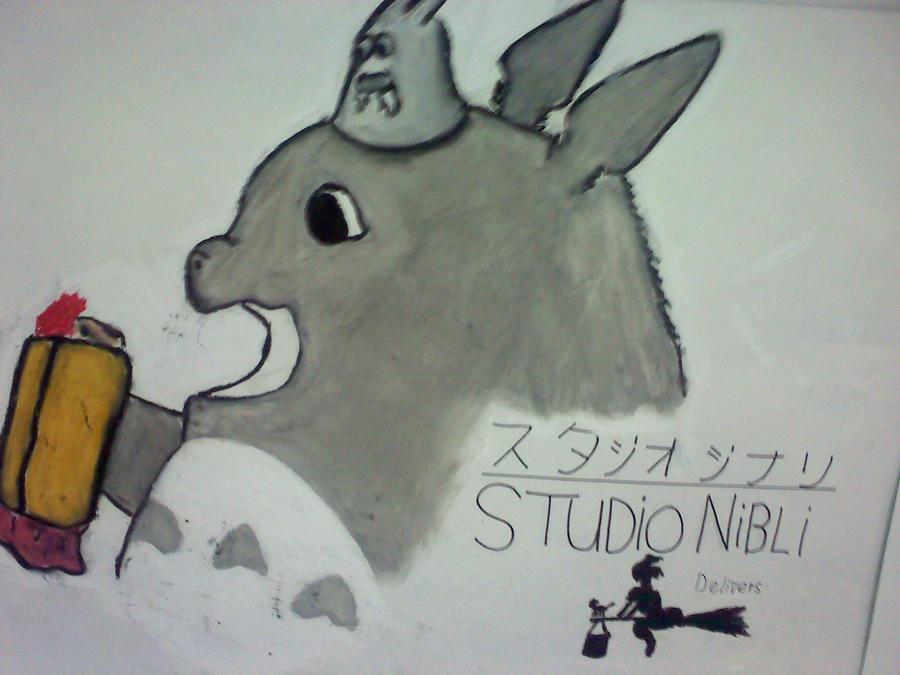 something my friend drew by feesha88