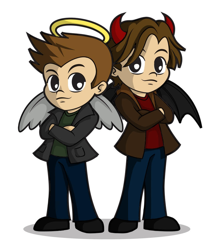 Image Result For Sam Supernatural Coloring
