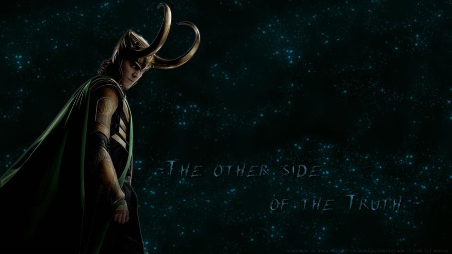 Loki wp by ViraMors