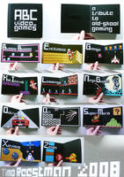 ABC Videogames by Timooo