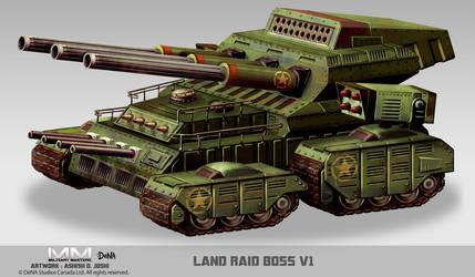 Land Raidboss V1