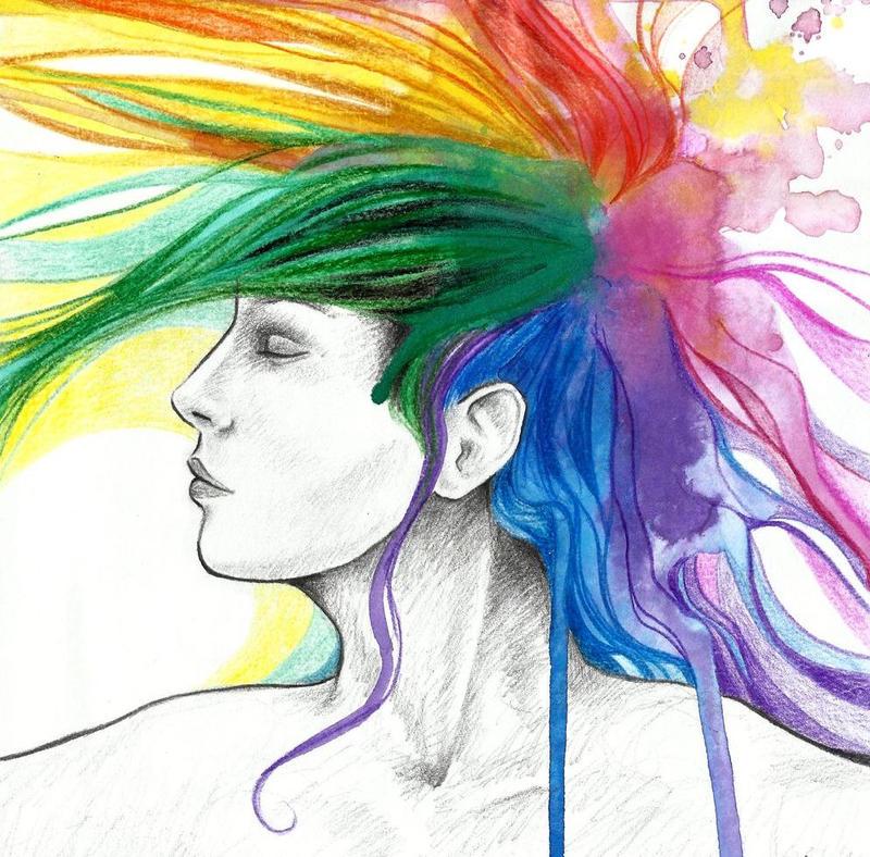 I am art.. by lilyeskapisti
