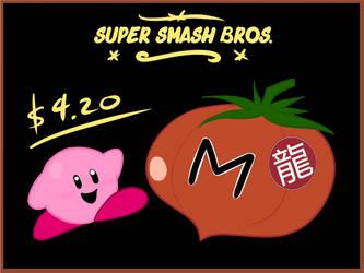 Super Smash Bros Maxim Tomato