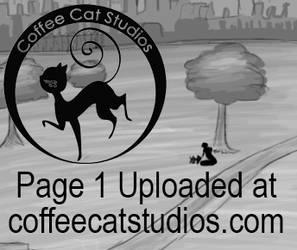 Brass Gates: Remastered - Page 001 by CoffeeCatComics