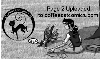 Brass Gates: Remastered - Page 2 (now with video) by CoffeeCatComics