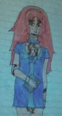 Becca in Pastel Punk