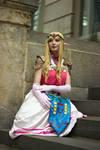 Princess Zelda- Legend of Zelda cosplay