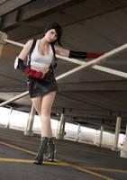 Tifa Lockhart, FFVII Cosplay by BanditsSpurs