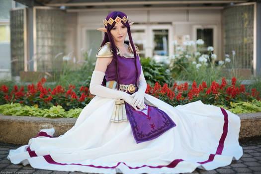Dark world Princess, LOZ:ALBW