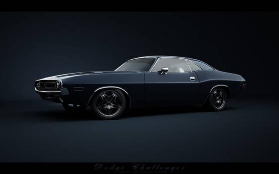 Dodge Challenger_Front