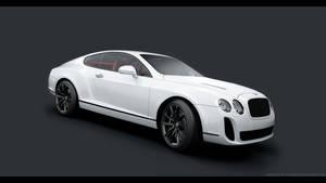 Bentley Supersport