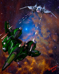 First Contact: Hostile