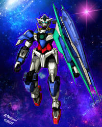 Gundam by tkdrobert