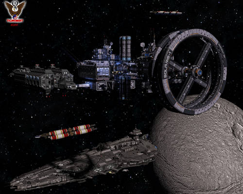 Luna Space Station: Solaris-1