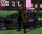 Blade-Runner: Ash by tkdrobert