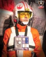 Luke: Rebel Pilot by tkdrobert