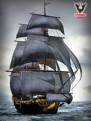 Call of the Sea II by tkdrobert