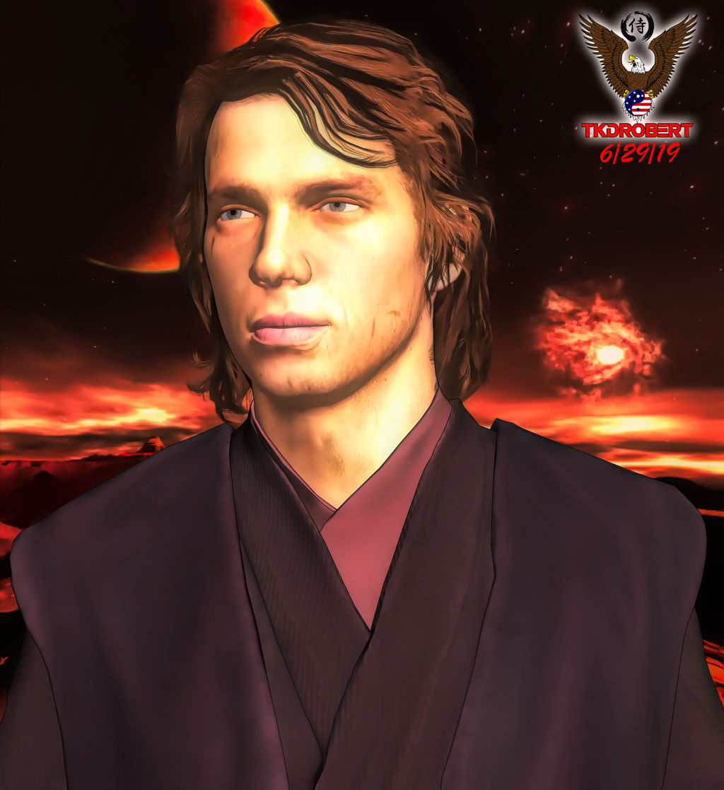 Anakin Skywalker by tkdrobert