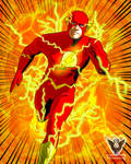 Into the Speed Force by tkdrobert