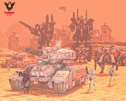 Mars Defense Force