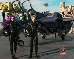Macross: Dark Bird Crew