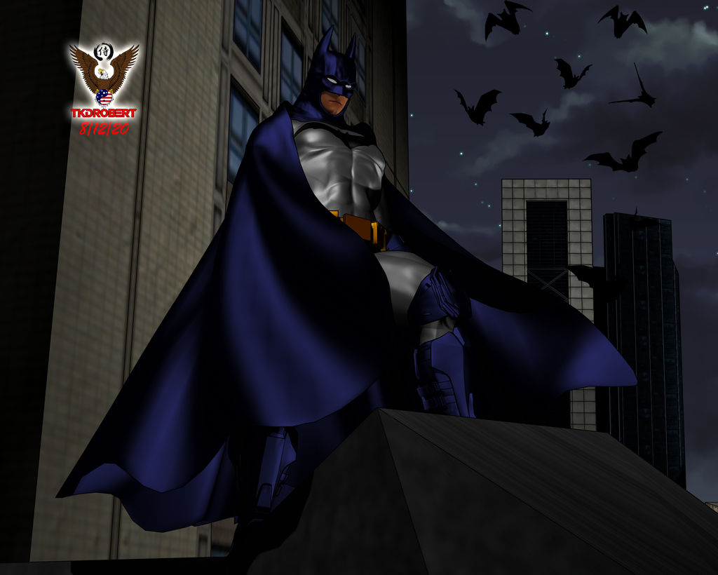 The Dark Knight V (ALT)