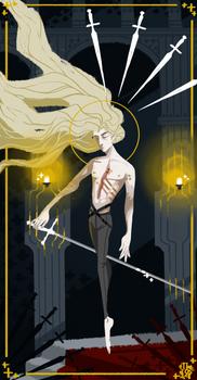 Adrian, Five of Swords