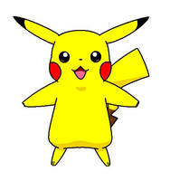 Pikachu by KarrieDreammind