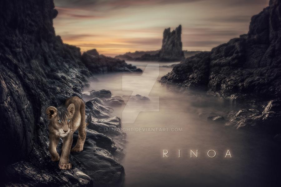 Rinoa by iAmKnight