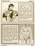 Ragnartale Webcomic / ENG. / Chap. 1  / pag. 1