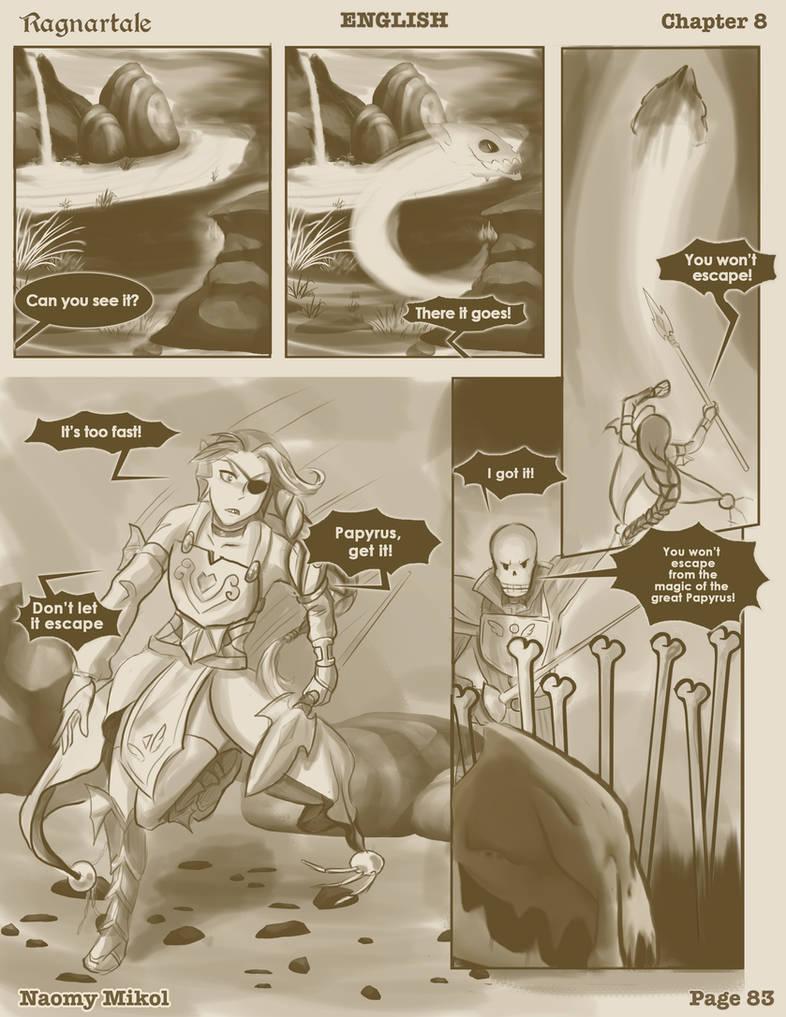 Ragnartale AU / ENGLISH VERSION / Ch 8 / P 83
