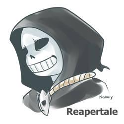 Reapertale Sans Sketch